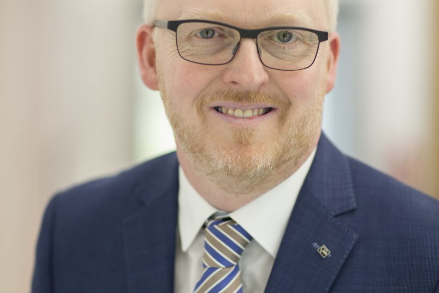 Falk Hensel, Vorsitzender der SPD-Kreistagsfraktion Wolfenbüttel